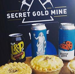 Secret Goldmine Cafe