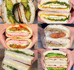 Bite Club Sandwiches