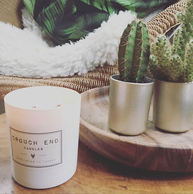 This small batch artisan candle company in Crouch End blends soy wax from a renewable source with fragrances which are vegan, never tested on animals and are phthalate free.