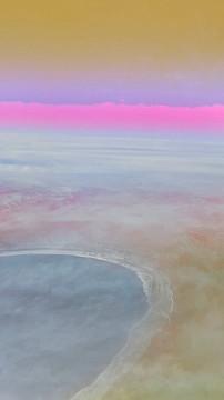 Curve's Embrace-Mono Lake- California