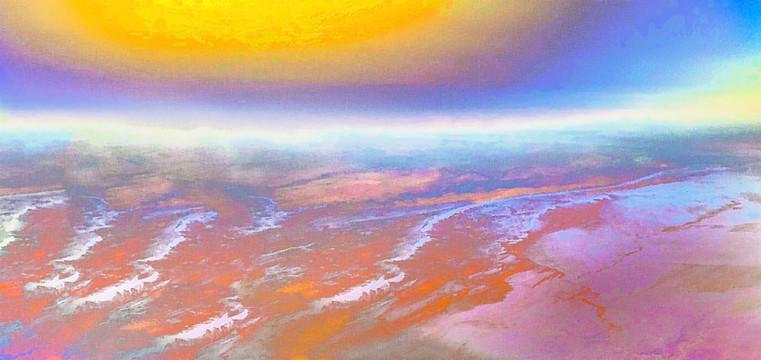 Over Canyonlands - Utah