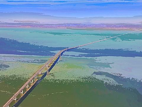 Crossing the Bay - California