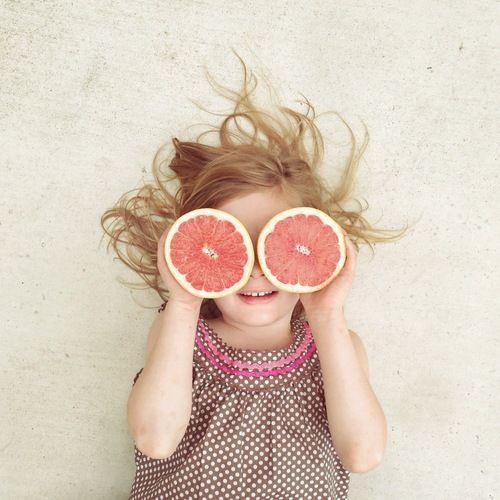 The Health Benefits of Grapefruit for Children