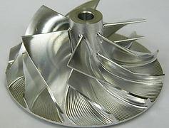 roue compresseur turbocompresseur