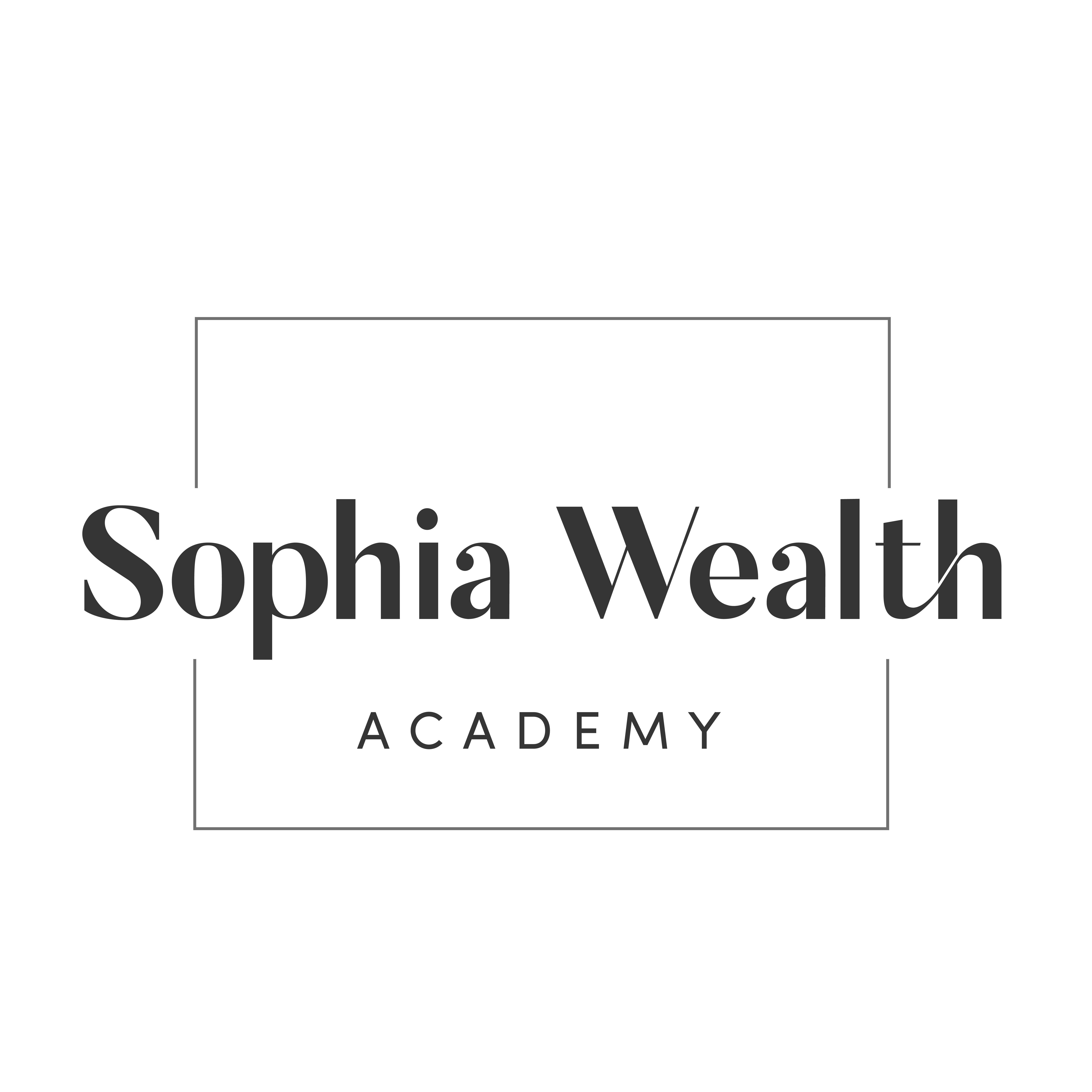 Sophia Wealth Academy