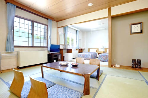 Japanese and Western Room