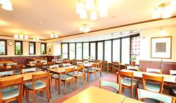 Yamano Hotel restaurant