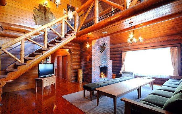 Rusutsu Loghouse Cottage