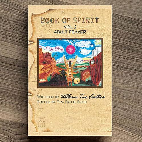 Book of Spirit Volume 2: Adult Prayer