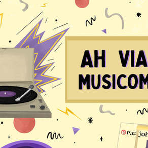 "REVIEW: ""Ah Via Musicom"" by Eric Johnson"