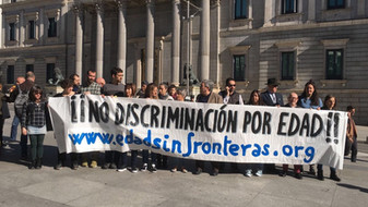 Designació de la Delegació a Catalunya de la Plataforma contra la Discriminació per edat.