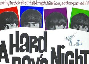 ב-10 ביולי 1964 יצא הסרט הראשון של הביטלס, A Hard Day's Night