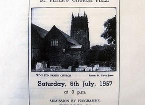ב-6 ביולי 1957 התקיים המפגש בין ג'ון לנון לפול מקרטני, בכנסיית St. Peter's Church