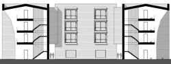 social housing prospetto