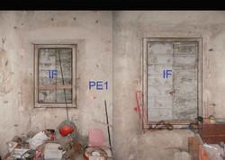 restauro palazzo - parete B