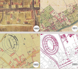 planimetrie restauro - 2012 - Aquileia (