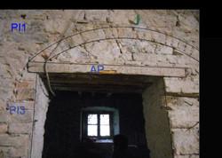 restauro palazzo - parete D