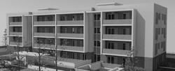 social housing render