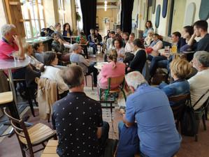 Agora Ephémère #3 - 29 juin 2020 - Bien manger en ville : un art de vivre et un choix politique