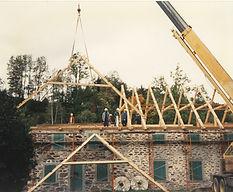 La reconstruction en 1989