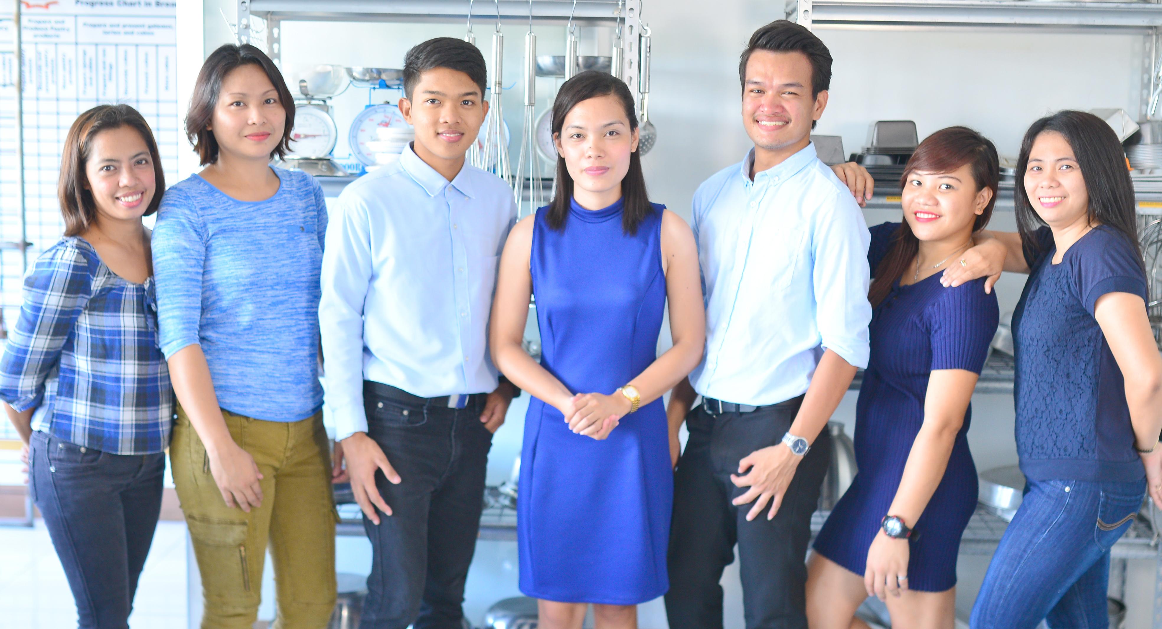 Legazpi Staff