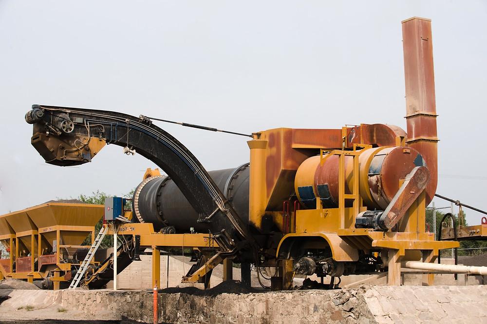 planta de asfalto que ofrece la venta inmediata de asfalto en queretaro