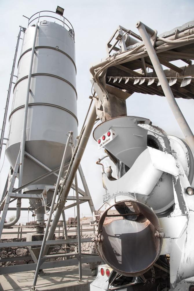 ¿Qué es el concreto hidráulico?