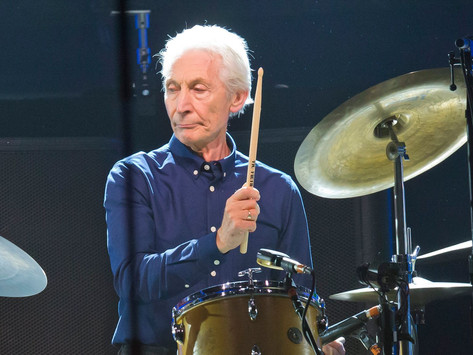Watch the Tribute video for Charlie Watts shared by ''The Rolling Stones''