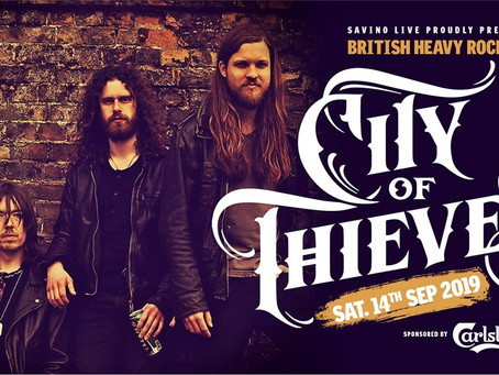 Interview with City of thieves