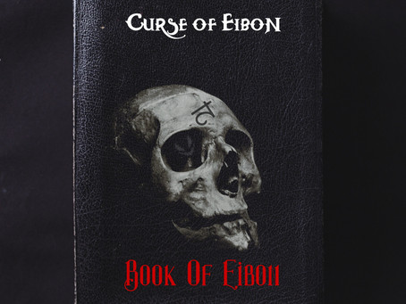 Interview with ''Curse of Eibon'' from Sweden