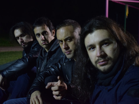 Interview with SOCIAL SCREAM