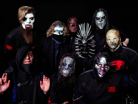 SLIPKNOT LIVE – 2022  ''We Are Not Your Kind'' Tour
