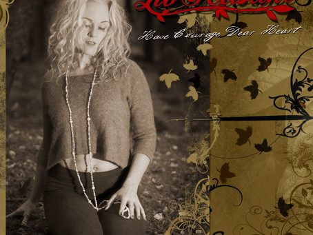 ''Have Courage Dear Heart'' by Liv Kristine Pre-release Album Review