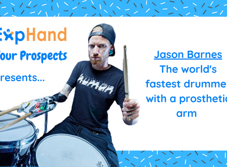 ExpHand Your Prospects: Drumming record breaker Jason Barnes