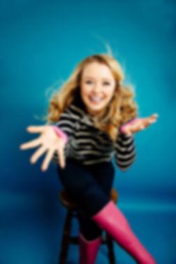 Samantha Dorrance - Children's TV Presenter