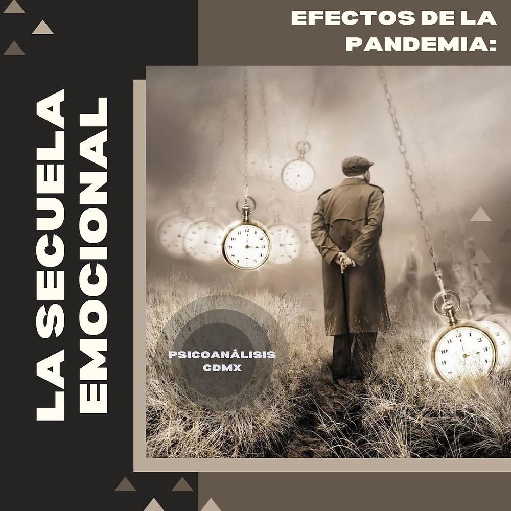 Efectos de la Pandemia: la secuela emocional.