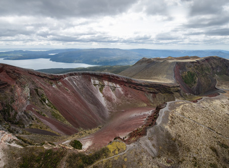 DISCOVER THE SACRED HISTORY OF MOUNT TARAWERA