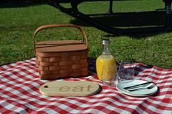 Private heli picnic in Tauranga