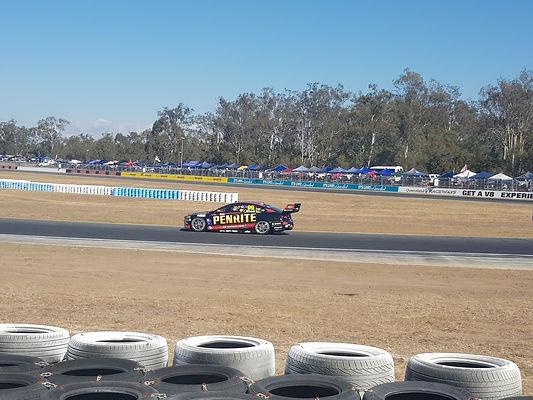 V8 Supercars motor racing