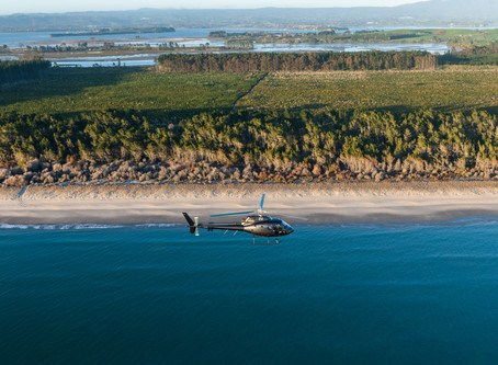 EXPERIENCE STUNNING COROMANDEL BY HELICOPTER