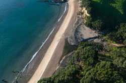 Beautiful Coromandel beach