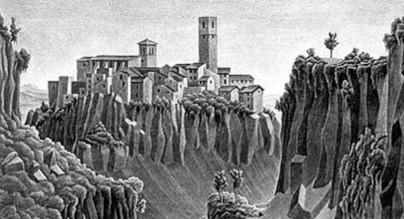 Escher's Barbarano