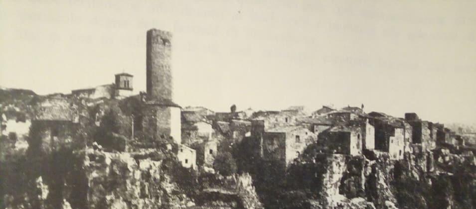 Barbarano Romano, early 20th cent.