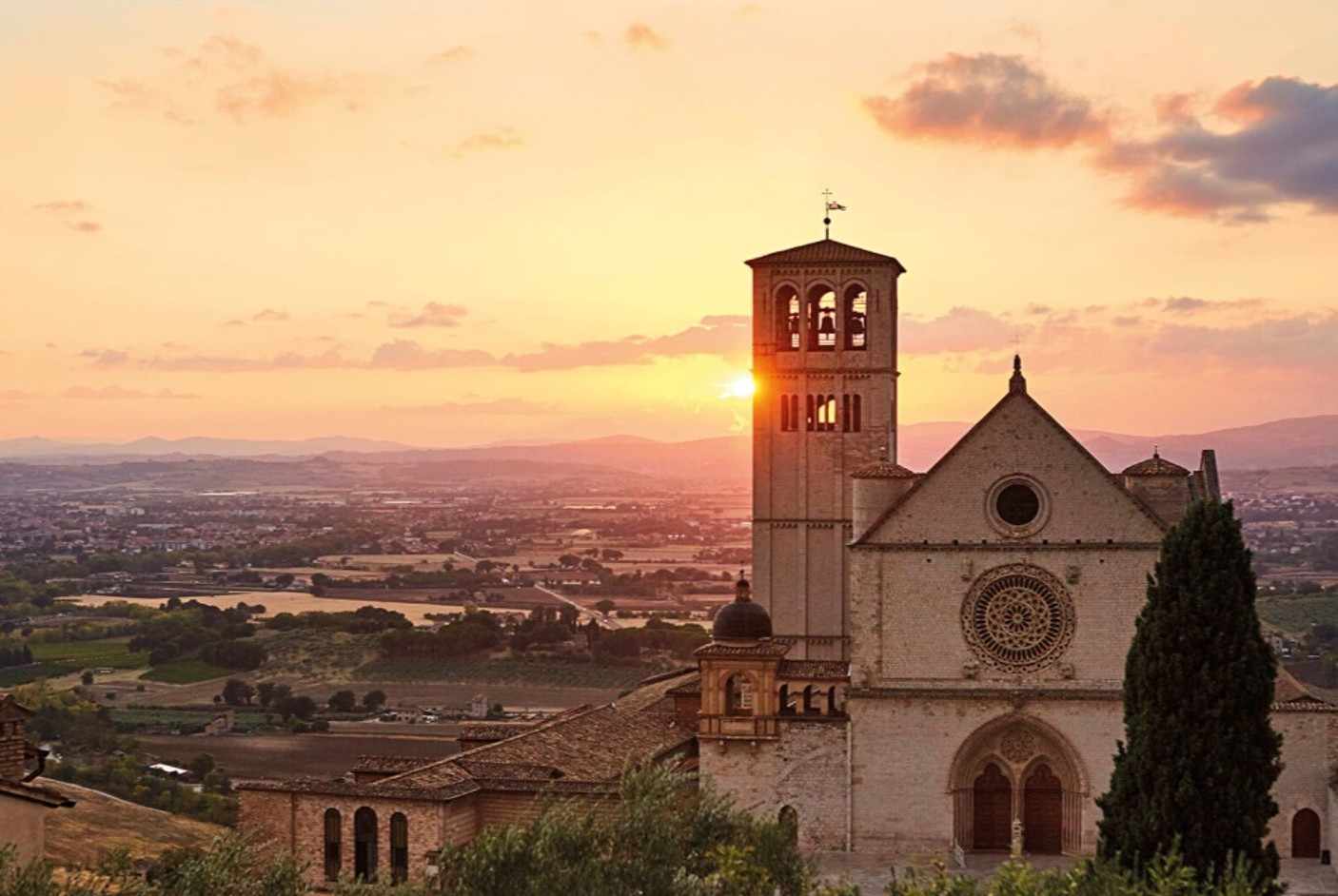 St. Francis church, Assisi