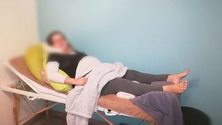 reflexologie femme enceinte