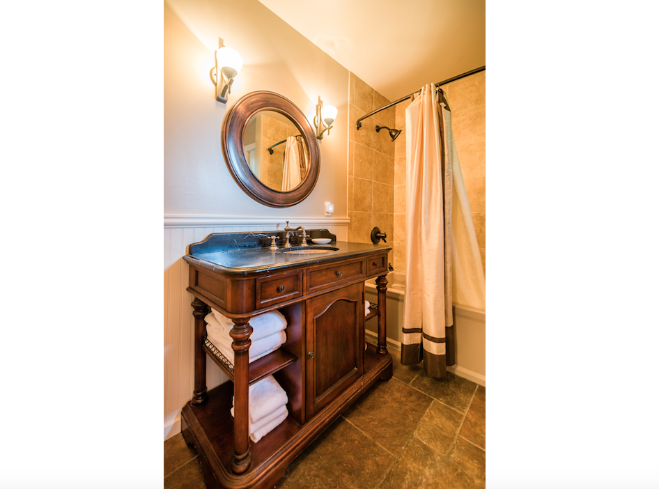 An Example of an Updated Bathroom