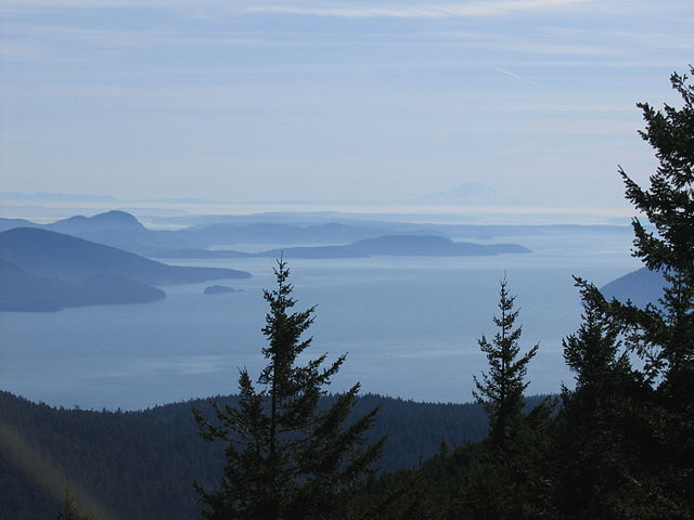 Amazing Views from Mt. Constitution