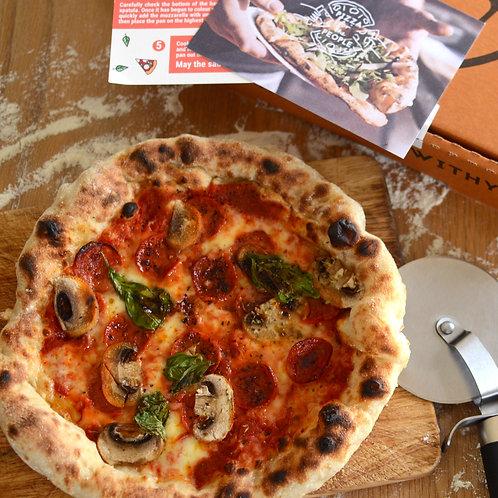 Large Bundle (Pizza & Cocktails)