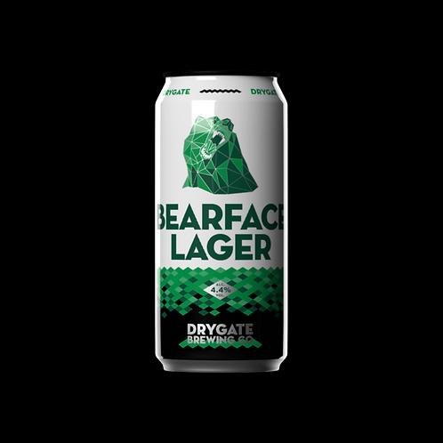 Drygate Bearface Lager