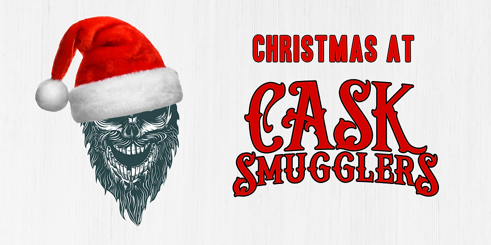 Christmas at Cask!
